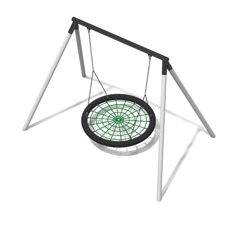 Urządzenia zabawowe Huśtawka bocianie gniazdo Lotus 1