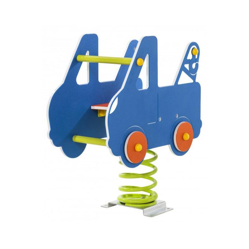 Urządzenia zabawowe Bujak na sprężynie AUTO