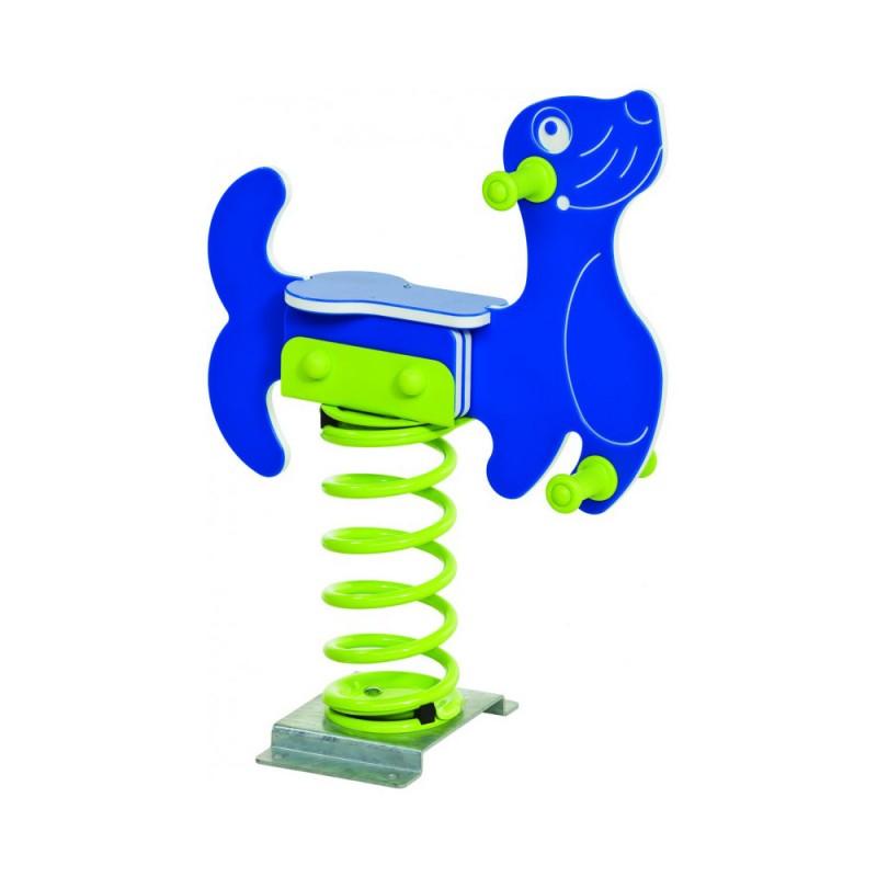 Urządzenia zabawowe Bujak na sprężynie FOKA