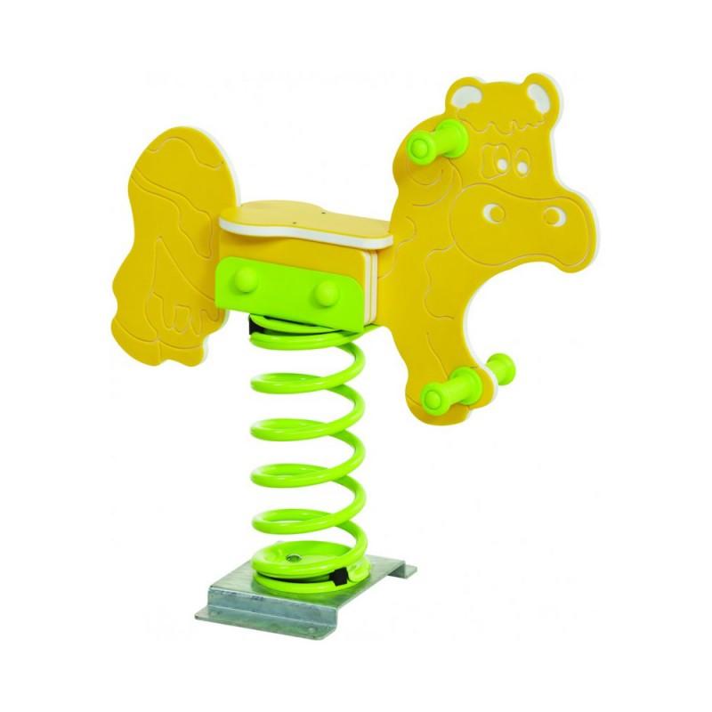 Urządzenia zabawowe Bujak na sprężynie KROWA