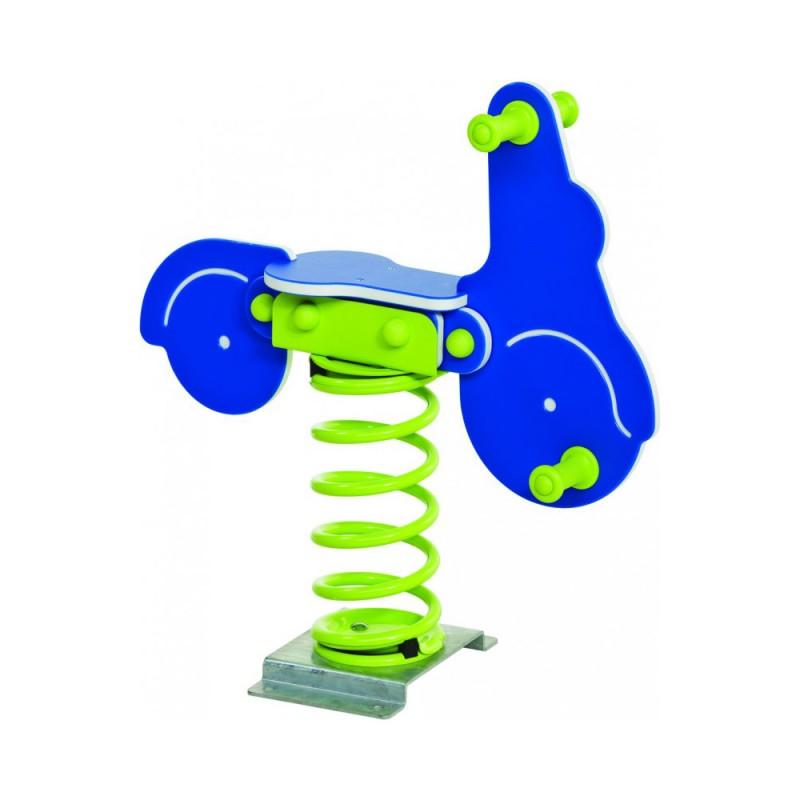 Urządzenia zabawowe Bujak na sprężynie SKUTER