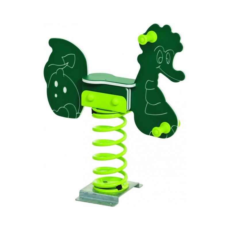 Urządzenia zabawowe Bujak na sprężynie SMOK