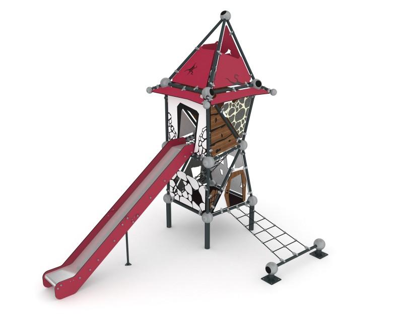 Play Park - Domki na place zabaw Domek Czarownicy 3