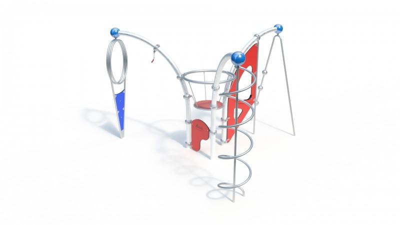 Urządzenia Na Plac Zabaw Actio 319