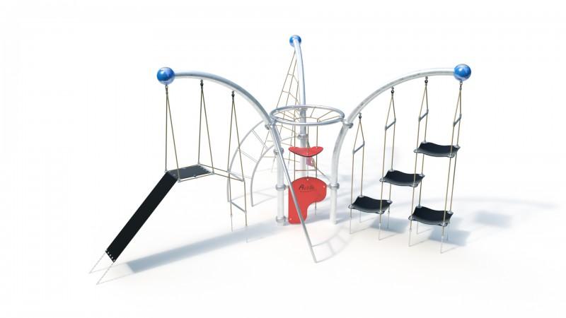 Urządzenia Na Plac Zabaw Actio 360