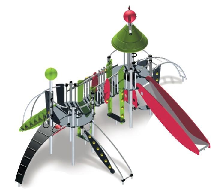 Urządzenia zabawowe Zestaw Melilla