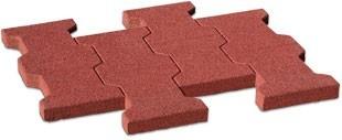 FLEXI-STEP elastyczna płytka imitująca 8 kostek podwójne T 565x500x23mm