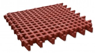 FLEXI-STEP - FLEXI-STEP Bezpieczna Kratka 100 mm, HIC=3,0 m