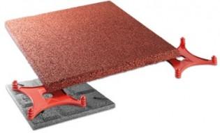 FLEXI-STEP - FLEXI-STEP elastyczna płytka 400x400x30mm
