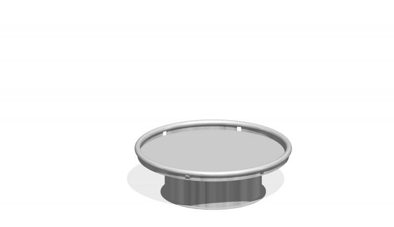 Urządzenia zabawowe Okrągły stół wodny 0,25 m