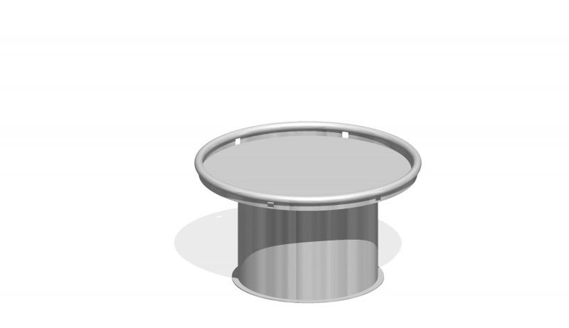 Urządzenia zabawowe Okrągły stół wodny 0,5 m