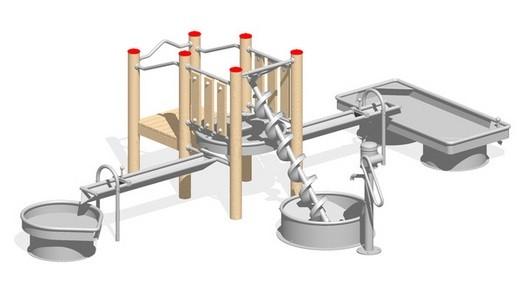 Urządzenia zabawowe Na Plac Zabaw Producent Zestaw 16