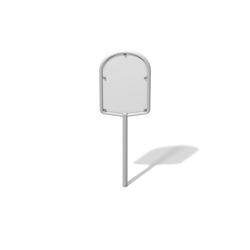 Urządzenia zabawowe Tablica informacyjna Lollipop