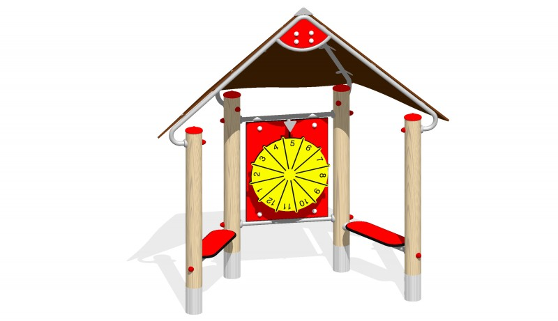 Urządzenia zabawowe Na Plac Zabaw Producent Koło fortuny