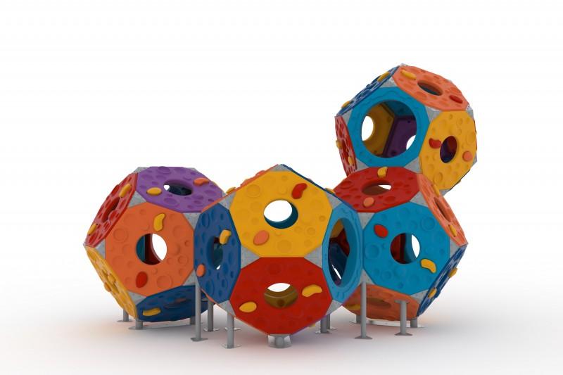 Urządzenia zabawowe Zestaw Kula 8