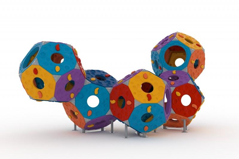 Urządzenia zabawowe Zestaw Kula 9