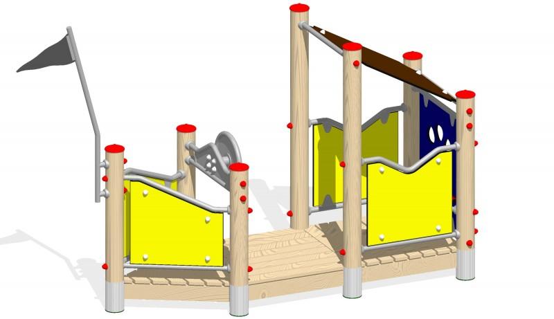 Urządzenia zabawowe Na Plac Zabaw Producent Kuter