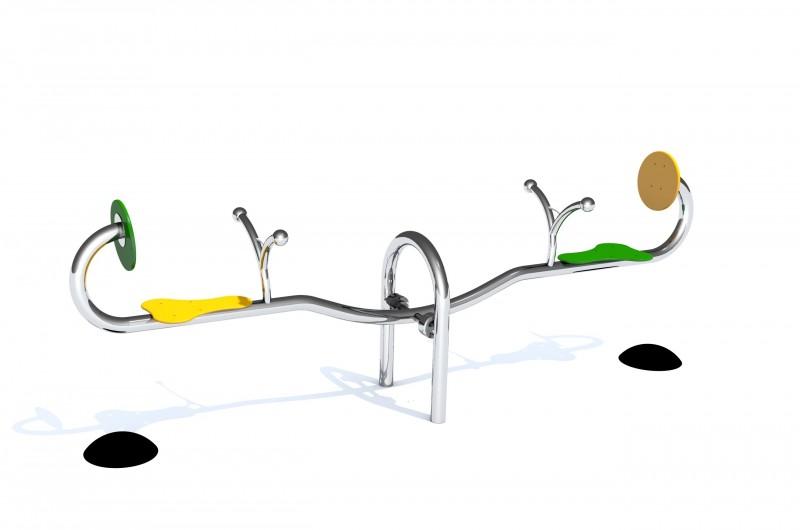 Zabawki ogrodowe dla dzieci Huśtawka wagowa Balancilo 2