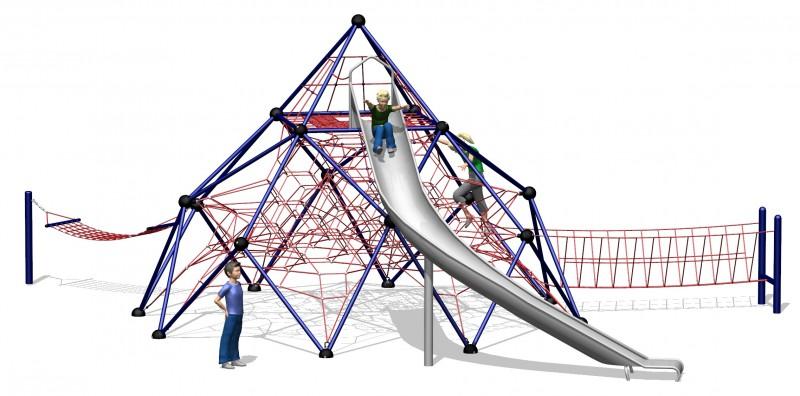 Urządzenia zabawowe Dufourspitze 5