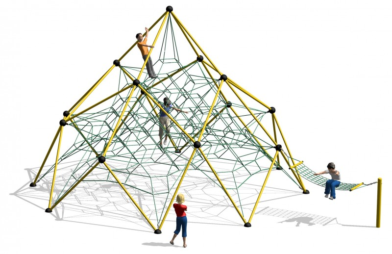 Urządzenia zabawowe Mont Blanc 1