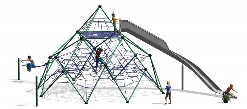 Urządzenia zabawowe Mont Blanc 5