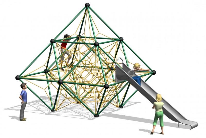 Urządzenia zabawowe Monte Bianco 2
