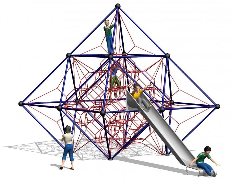 Urządzenia zabawowe Mount Logan 3