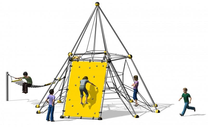 Urządzenia zabawowe Skyclimber 1