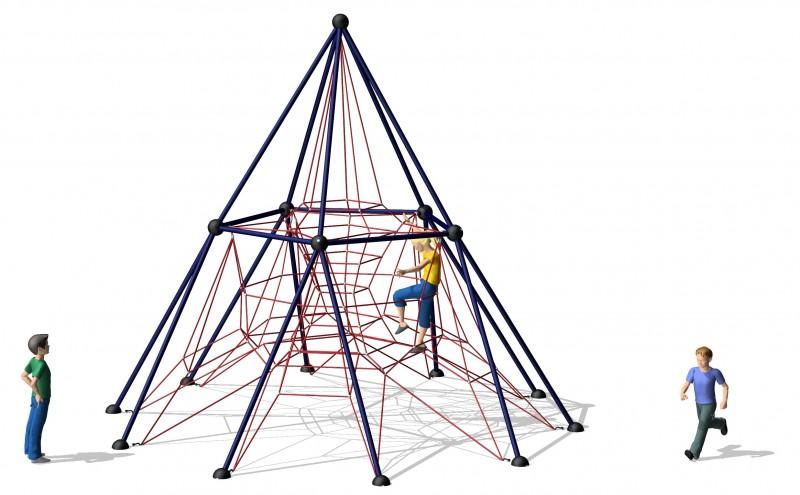 Urządzenia zabawowe Skyclimber
