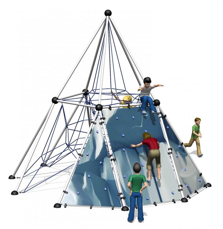 Urządzenia zabawowe Skyclimber ICE