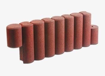 FLEXI-STEP produkty na place zabaw palisady