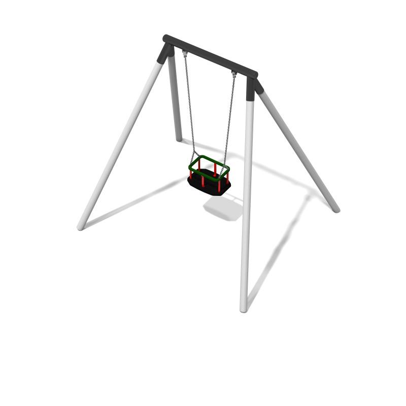 Urządzenia zabawowe Huśtawka wahadłowa Crocus 2
