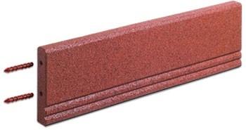 FLEXI-STEP elastyczny krawężnik z wewnętrznym usztywnieniem 1000x250x50mm