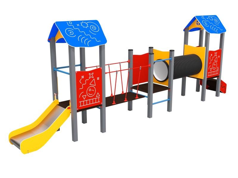 Urządzenia na plac zabaw Piro 3-1