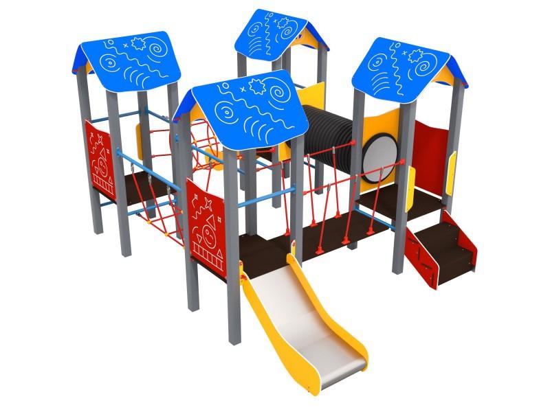 Urządzenia na plac zabaw Piro 4-1
