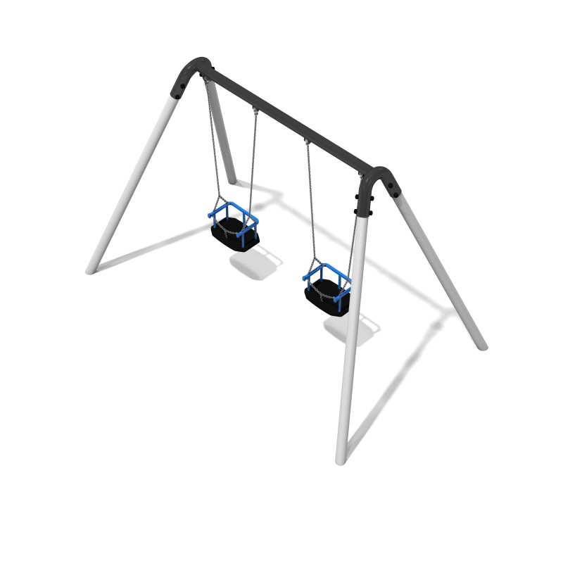 Urządzenia zabawowe MERCURY 2 - Huśtawka metalowa