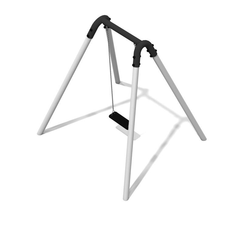 Urządzenia zabawowe URANUS 1 - Huśtawka metalowa