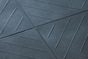 FLEXI-STEP - FLEXI-STEP płytka techniczna wykonana z gumy 800x800x12mm