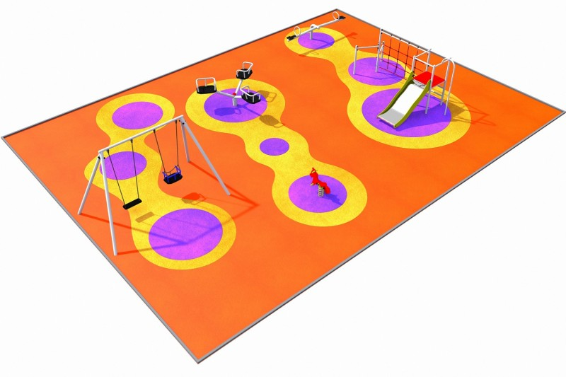 Urządzenia zabawowe PARK 4
