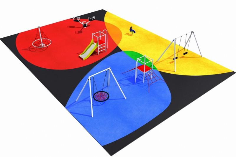 Zabawki ogrodowe dla dzieci PARK 6