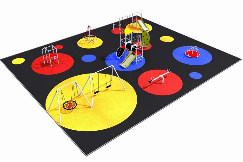 Urządzenia zabawowe PARK 9