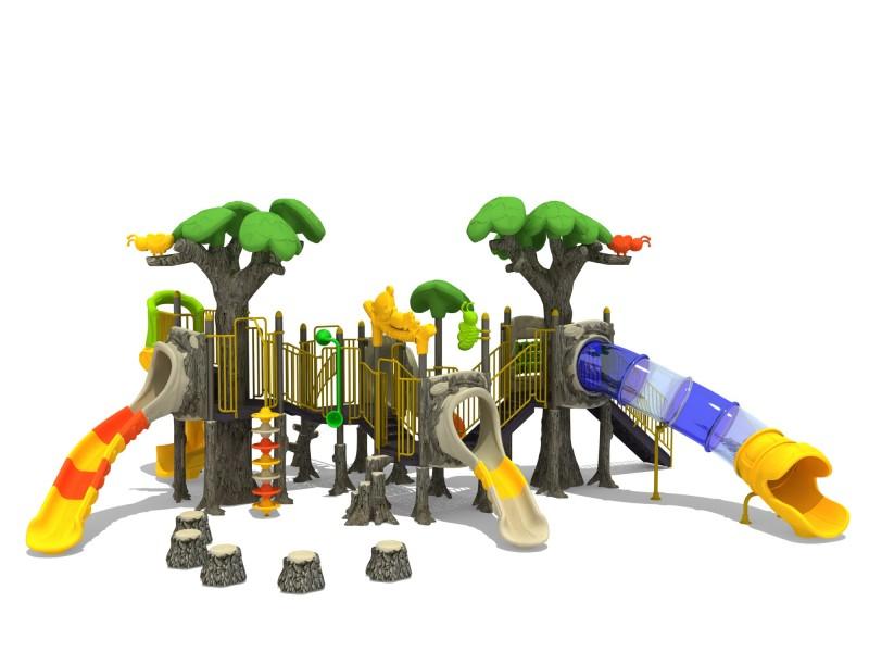 Zabawki ogrodowe dla dzieci Zestaw Las 5