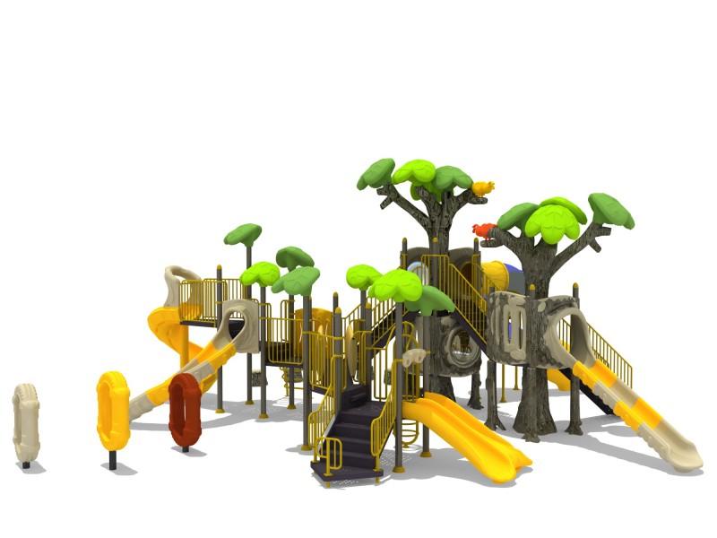Zabawki ogrodowe dla dzieci Zestaw Las 6
