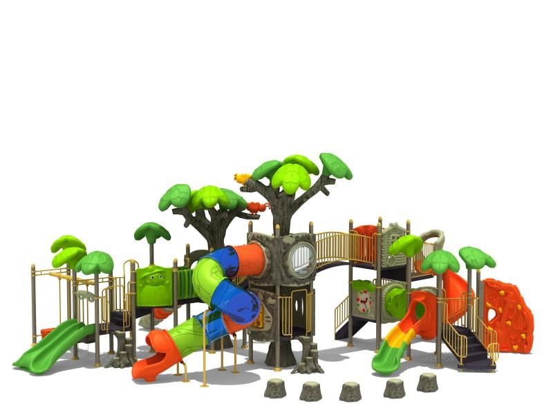 Zabawki ogrodowe dla dzieci Zestaw Las 9