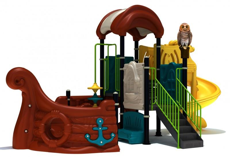 Urządzenia zabawowe Zestaw Statek Piracki 1