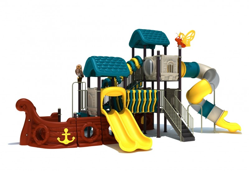 Urządzenia zabawowe Zestaw Statek Piracki 5