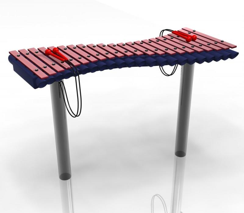 Urządzenia zabawowe Instrument muzyczny Paro