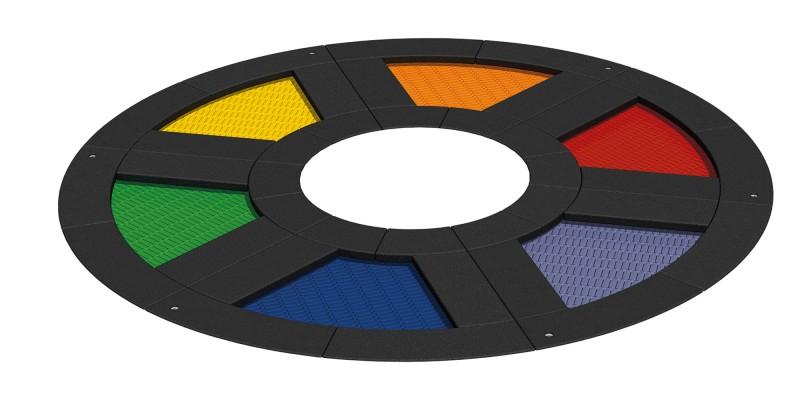 Urządzenia zabawowe Trampolina Circle 60