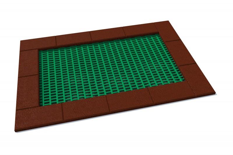 Urządzenia zabawowe Trampolina Orta 150 x 225