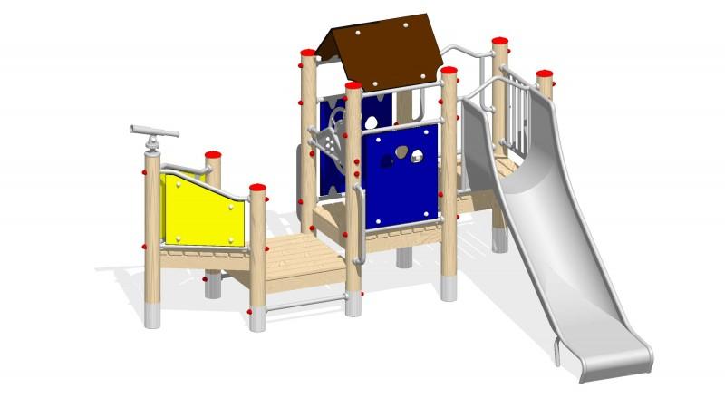 Urządzenia zabawowe Na Plac Zabaw Producent Trawler
